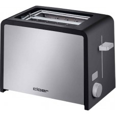 Toaster, black, CLO3210