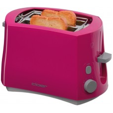 Toaster, pink, CLO3317-1