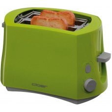 Toaster, green, CLO3317-4